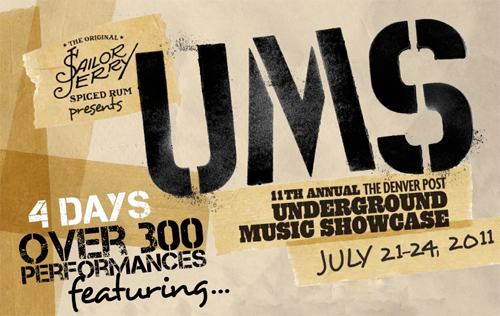 The UMS 2011: Lineup Part II - Saturday & Sunday
